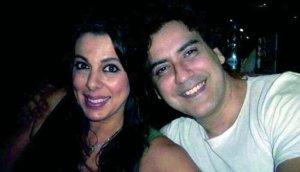 Pooja Bedi and Karan Oberoi