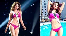 urvashi rautela hot sexy bikini photos